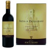 Antinori Badia a Passignano Chianti Classico Gran Selezione DOCG 2011 (Italy) Rated 94JS