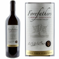Forefathers Lone Tree Alexander Cabernet 2014 Rated 95TP
