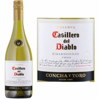 Concha Y Toro Casillero del Diablo Chardonnay 2016 (Chile)