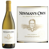 Newman's Own California Chardonnay 2015