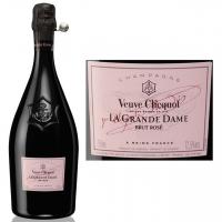 Veuve Clicquot La Grande Dame Brut Rose 2006 Rated 95WS