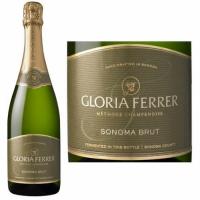 Gloria Ferrer Sonoma Brut Rated 90WS