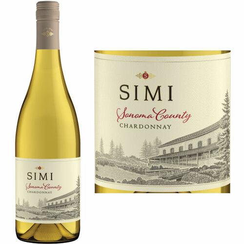 Simi Sonoma Chardonnay 2019