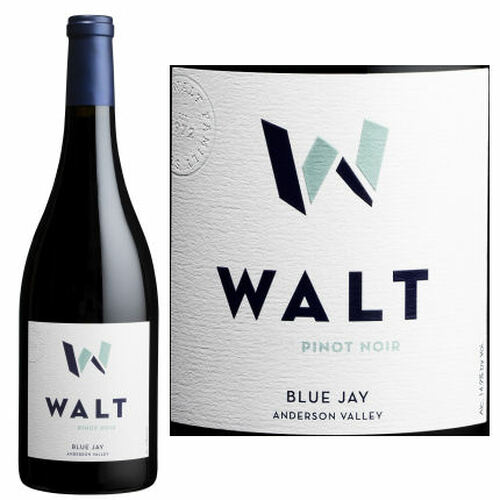 Walt Blue Jay Anderson Valley Pinot Noir 2018 Rated 93WE