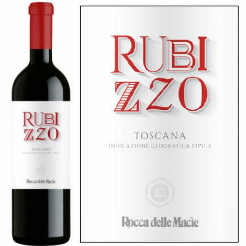 Rocca Delle Macie Rubizzo Sangiovese Di Toscana 2018