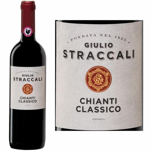 Straccali Chianti Classico 2016 Rated 91JS