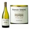 12 Bottle Case Rodney Strong Chalk Hill Chardonnay 2017