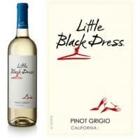 12 Bottle Case Little Black Dress California Pinot Grigio 2016