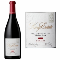 King Estate Domaine Oregon Pinot Noir 2014 Organic