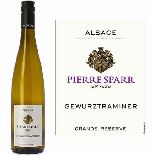 Pierre Sparr Gewurztraminer Reserve Alsace 2016