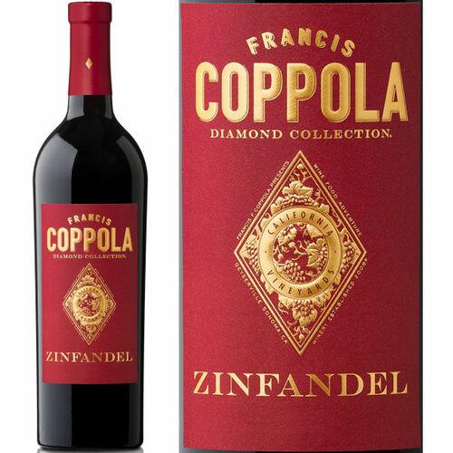 Francis Coppola Diamond Series Red Label Zinfandel 2017