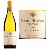 12 Bottle Case Marc Bredif Classic Vouvray Chenin Blanc 2016