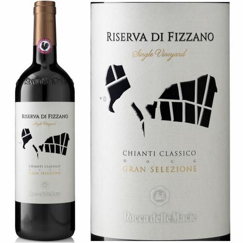 Rocca Delle Macie Chianti Classico Riserva Fizzano 2012 Rated 93WS