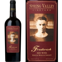 Spring Valley Vineyard Frederick Walla Walla Red Blend 2013 Rated 92+VM