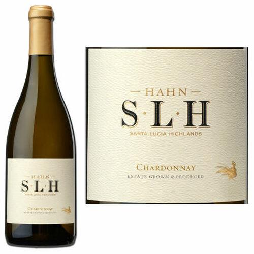 12 Bottle Case Hahn Estate Santa Lucia Highlands Chardonnay 2018