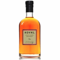 Koval Single Barrel Rye Whiskey 750ml