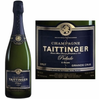 Champagne Taittinger Prelude Brut Grand Crus NV Rated 93WE