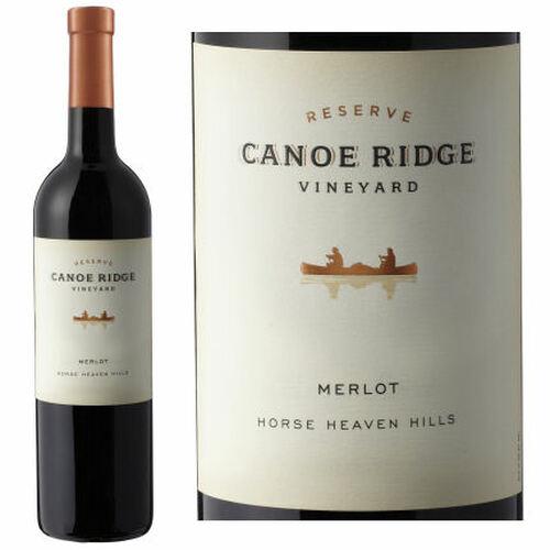Canoe Ridge Reserve Horse Heaven Hills Merlot 2014