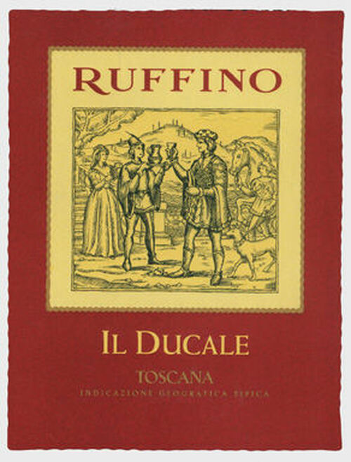 Ruffino Il Ducale Toscana Red IGT 2011