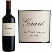 Girard Napa Old Vine Zinfandel 2014