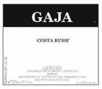 Gaja Costa Russi Nebbiolo 2011 (Italy) Rated 94WA