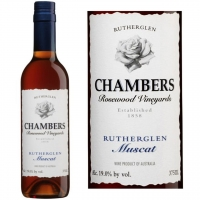 Chambers Rosewood Rutherglen Muscat NV (Australia) 375ML Half Bottle Rated 90WE EDITORS CHOICE