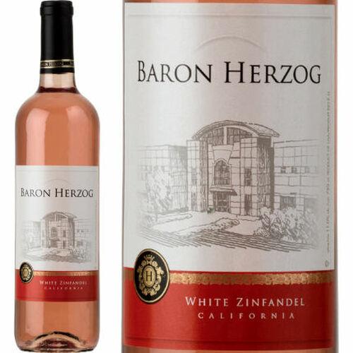 Baron Herzog California White Zinfandel 2017
