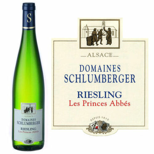 Domaines Schlumberger Alsace Riesling Les Princes Abbes 2016