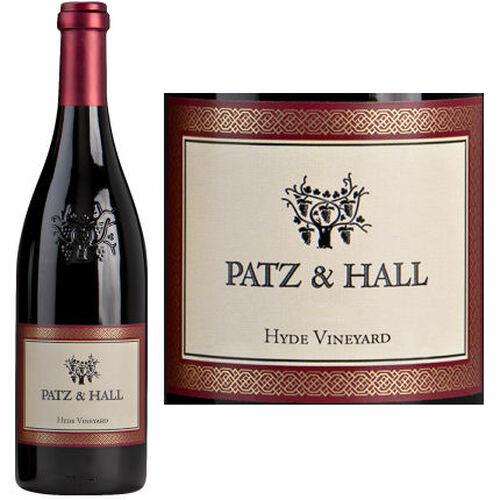 Patz & Hall Hyde Vineyard Carneros Pinot Noir 2018