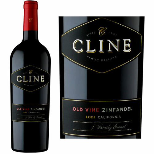 Cline Cellars Lodi Old Vine Zinfandel 2018