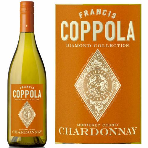 Francis Coppola Diamond Series Gold Label Monterey Chardonnay 2018