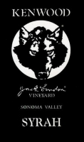 Kenwood Jack London Syrah 2012