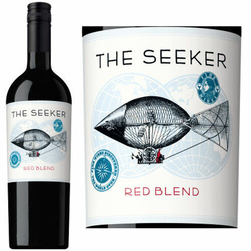 The Seeker Red Blend 2019 (Chile)