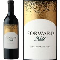 12 Bottle Case Forward Kidd Napa Red Blend 2013