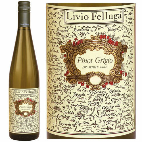 Livio Felluga Pinot Grigio DOC 2018
