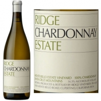 Ridge Estate Monte Bello Vineyard Chardonnay 2014 Rated 93VM