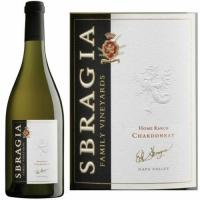 Sbragia Family Home Ranch Napa Chardonnay 2014