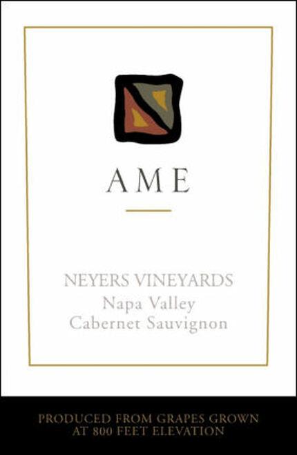 Neyers AME Napa Cabernet 2016