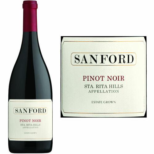 Sanford Sta. Rita Hills Pinot Noir 2018
