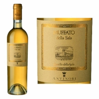 Antinori Castello della Sala Muffato White Blend Umbria IGT 2008 500ml Rated 91WA