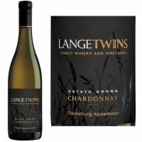 LangeTwins Estate Clarksburg Chardonnay 2017