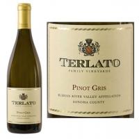 Terlato Family Vineyards Russian River Pinot Gris 2014