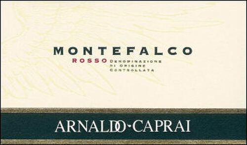Arnaldo Caprai Montefalco Rosso DOC 2015 Rated 92JS