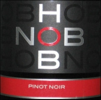 Hob Nob Vin de Pays d'Oc Pinot Noir 2017 (France)