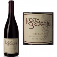 Kosta Browne Giusti Ranch Russian River Pinot Noir 2015 Rated 96JS