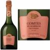 Taittinger Comtes de Champagne Rose 2007 Rated 99JS