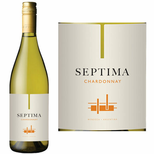 Septima Mendoza Chardonnay 2016 (Argentina)