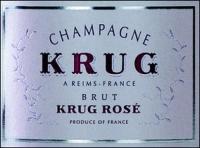 Krug Brut Rose NV Rated 94