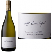 Mt. Beautiful Cheviot Hills Pinot Gris 2014 (New Zealand)