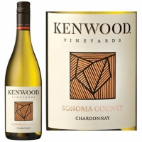 12 Bottle Case Kenwood Sonoma Chardonnay 2015